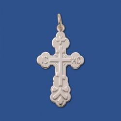 St. Xenia Silver Cross
