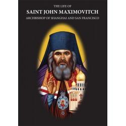 The Life of Saint John Maximovitch DVD