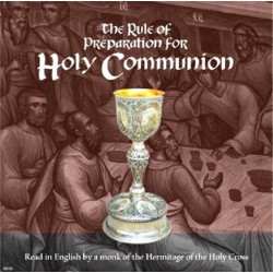Rule of Preparation for Holy Communion