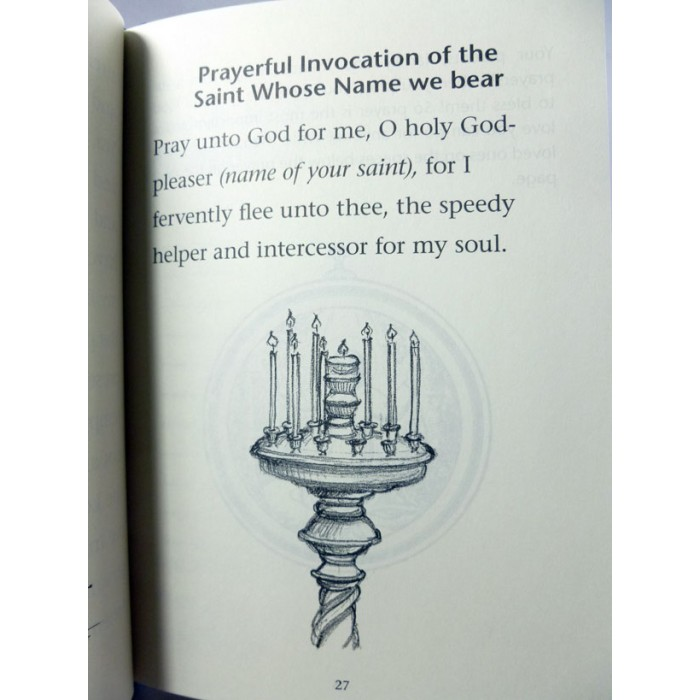 Children S Orthodox Prayer Book