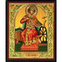 Great Martyr Catherine - Великомученица Екатерина x-small