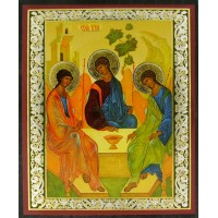 Holy Trinity - Св. Троица small