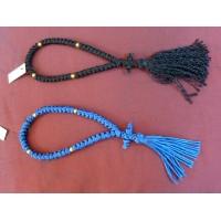 Satin Cord Prayer Rope - 50 knot