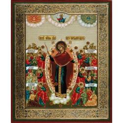 Joy of All Who Sorrow / БМ ''Всех скорбящих Радость''