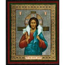 Christ the Good Shepherd - Пастырь добрый x-small