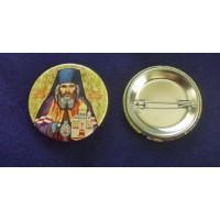 St. John of SF Icon Button