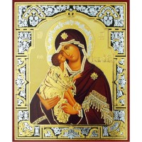 Don Icon of the Mother of God - Донская икона Божьей Матери
