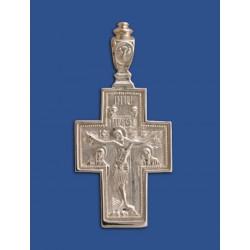Tsar's Cross - Silver