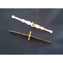Brass Wickholder
