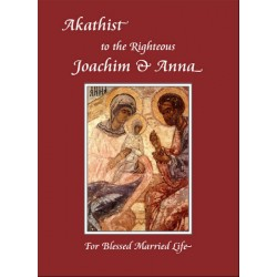 Akathist to the Righteous Joachim and Anna