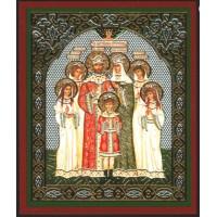 Holy Royal Martyrs - Св. Царственные Страстотерпцы x-small