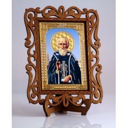 St. Sergius of Radonezh -   Преп. Сергий Радонежский