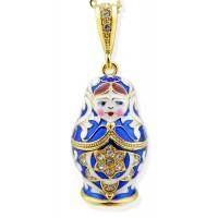 Matryoshka Doll Pendant