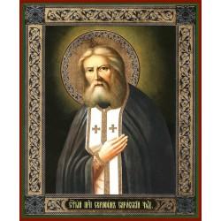 St. Seraphim of Sarov - Прп. Серафим Саровский