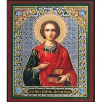 Great Martyr Panteleimon -  Великомученик Пантелеимон x-small