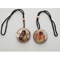 St. John of SF/Guardian Angel with cord