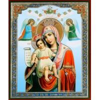 "Mother of God ""It Is Truly Meet"" - БМ ""Достойно есть"" x-small"