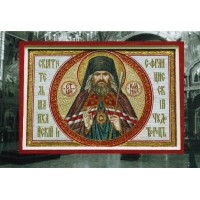 St. John Mosaic print - PRT011