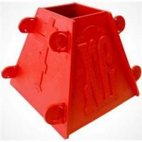 Plastic Paskha Mold - Пасочница